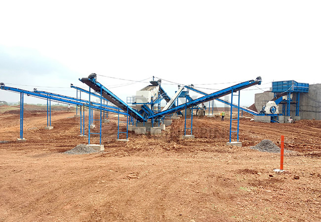 stone crusher plant supplier and exporter in Gujarat