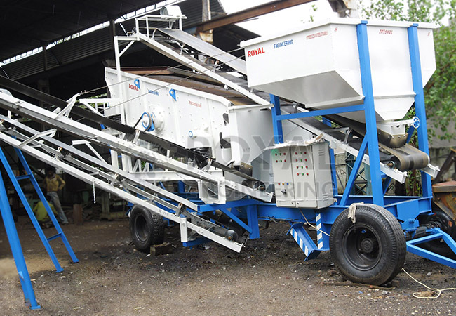 portable crusher machine manufacturer in Gujarat