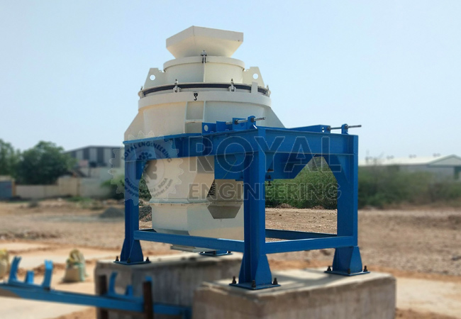 M - Sand Making Plant manufacturer in India